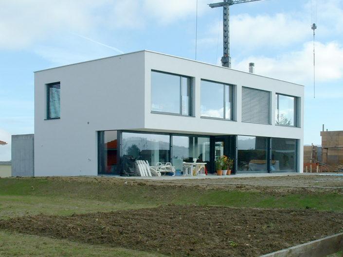 Einfamilienhaus Büchler Engelburg