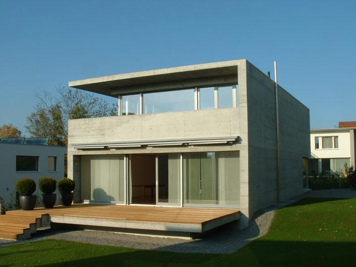 Einfamilienhaus Baumer St. Gallen