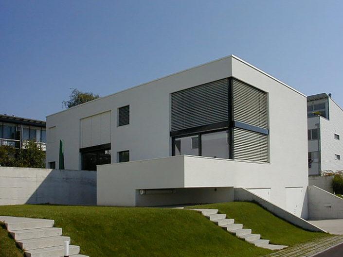 Wohnüberbauung Doppeleinfamilienhäuser Abtwil