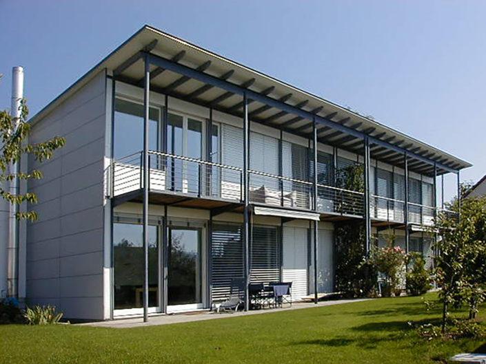 Doppeleinfamilienhaus Alleestrasse Abtwil