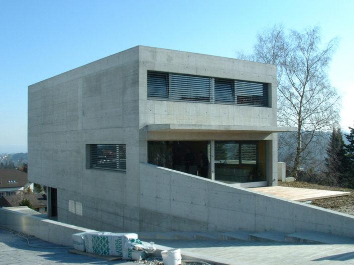 Einfamilienhaus Jüde Engelburg