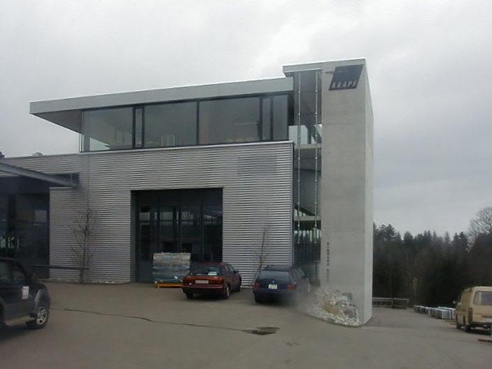 Krapf Metallbau Engelburg