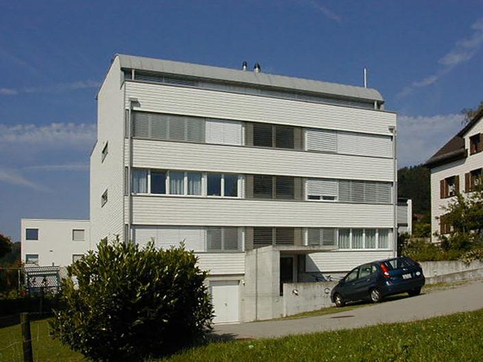 Mehrfamilienhaus Alleestrasse Abtwil