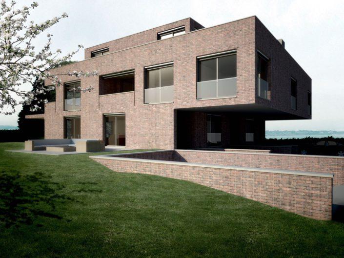 2010 Mehrfamilienhaus Bogenstrasse Horn