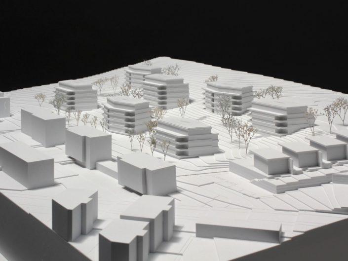 2015 Wohnüberbauung Obstgarten Abtwil 1. Rang