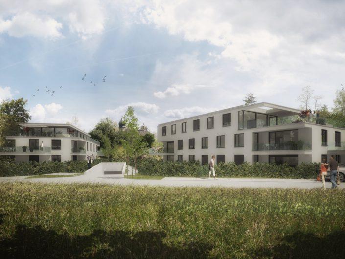 Überbauung Schlosspark Egnach