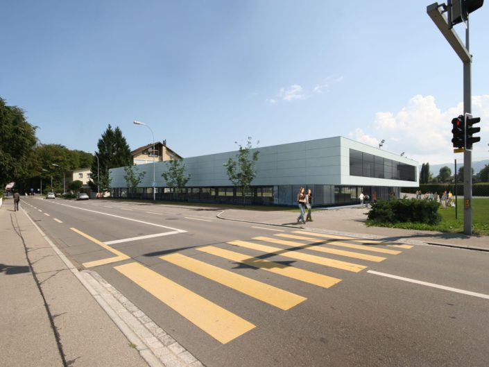 2009 Sporthalle Arbon