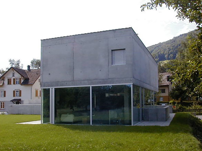 Einfamilienhaus Stella Au