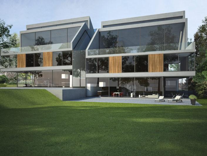 2012 Wohnüberbauung Goethestrasse St. Gallen